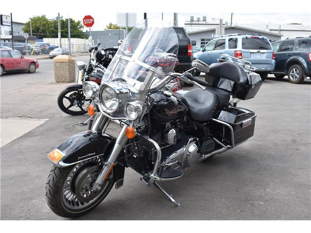 2009 Harley-Davidson Road King  5HD1FB4169Y659451  in Saskatoon