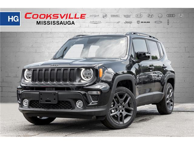 2019 Jeep Renegade North (Stk: KPJ92680) in Mississauga - Image 1 of 20
