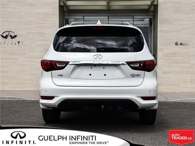 2020 Infiniti QX60  (Stk: I7032) in Guelph - Image 5 of 27