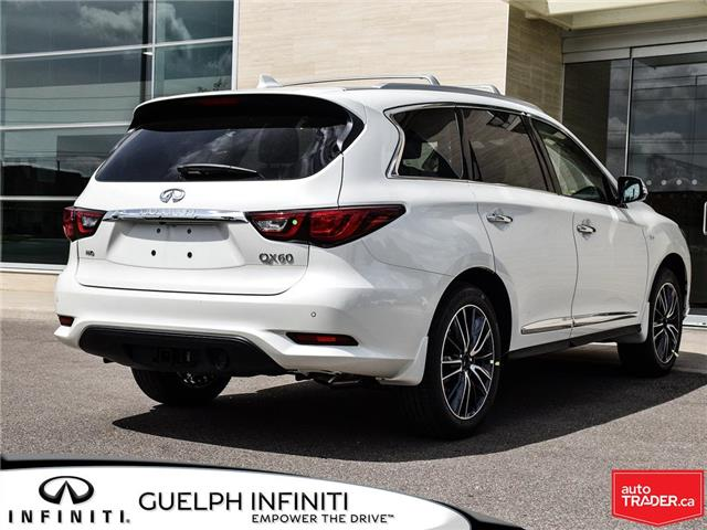 2020 Infiniti QX60  (Stk: I7032) in Guelph - Image 6 of 27