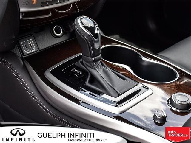 2020 Infiniti QX60  (Stk: I7032) in Guelph - Image 11 of 27