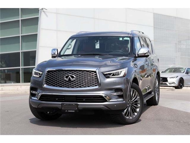 2019 Infiniti QX80 LUXE 7 Passenger (Stk: 80115) in Ajax - Image 2 of 30