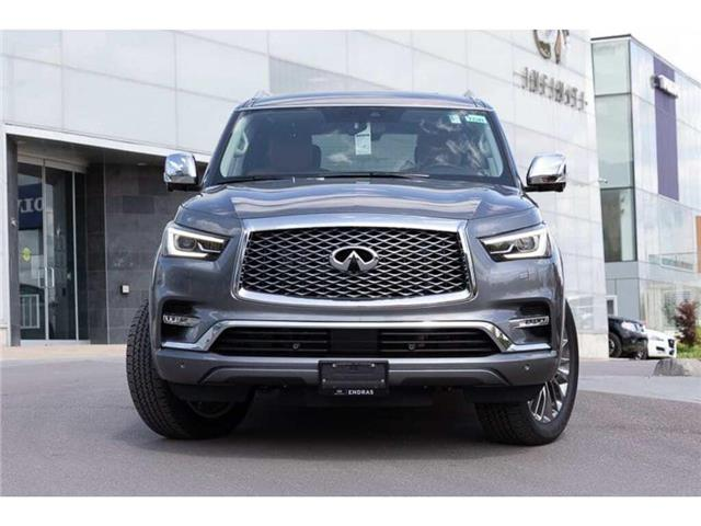 2019 Infiniti QX80 LUXE 7 Passenger (Stk: 80115) in Ajax - Image 3 of 30
