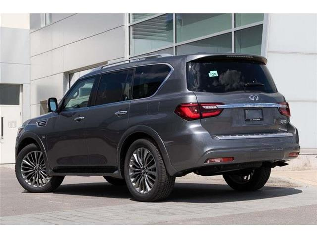 2019 Infiniti QX80 LUXE 7 Passenger (Stk: 80115) in Ajax - Image 5 of 30