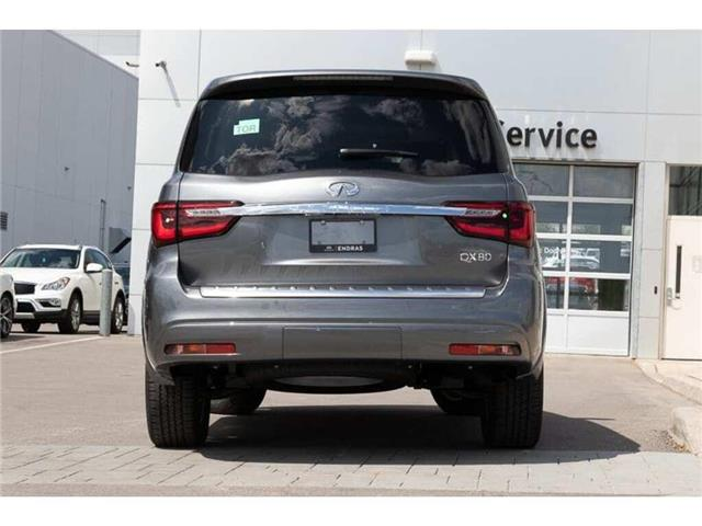 2019 Infiniti QX80 LUXE 7 Passenger (Stk: 80115) in Ajax - Image 6 of 30