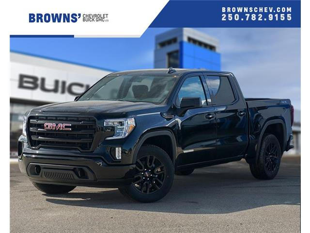 2019 GMC Sierra 1500 Elevation (Stk: T19-728) in Dawson Creek - Image 1 of 16