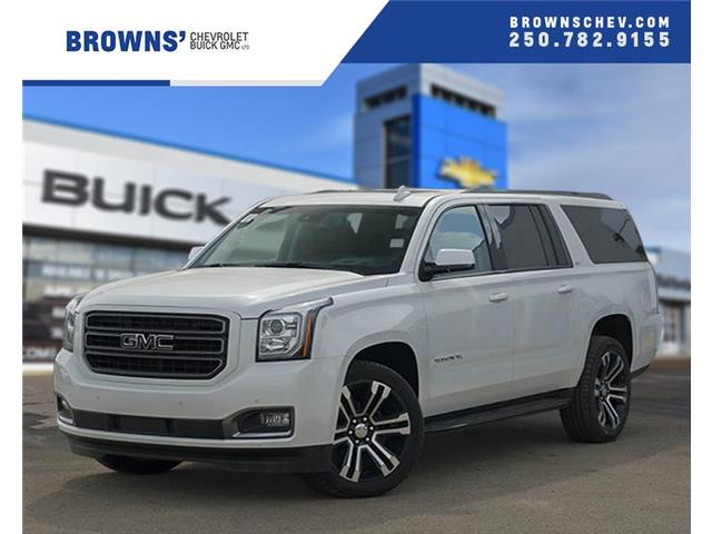 2020 GMC Yukon XL SLT (Stk: T20-760) in Dawson Creek - Image 1 of 21