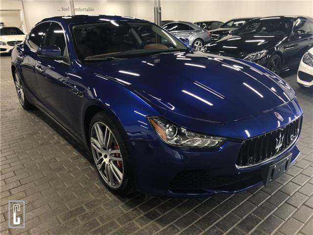 2017 Maserati Ghibli S Q4 (Stk: 4974) in Oakville - Image 1 of 27
