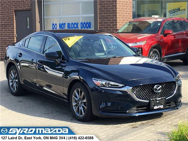 2018 Mazda MAZDA6 GS (Stk: 29026) in East York - Image 1 of 30