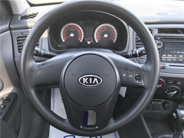 2011 Kia Rio  (Stk: 5337) in London - Image 10 of 15