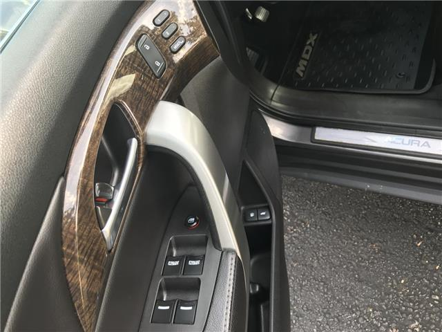 2012 Acura MDX Elite Package (Stk: 5357) in London - Image 9 of 25