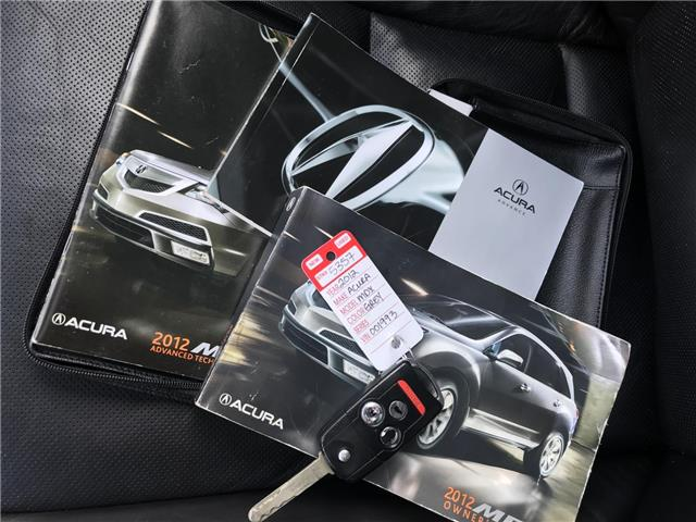 2012 Acura MDX Elite Package (Stk: 5357) in London - Image 23 of 25