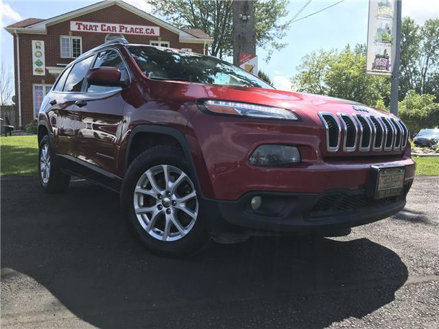 2014 Jeep Cherokee North (Stk: 5364) in London - Image 1 of 23