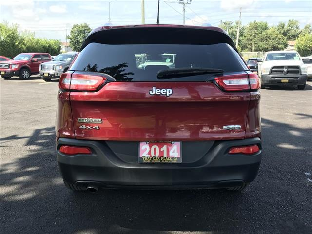 2014 Jeep Cherokee North (Stk: 5364) in London - Image 4 of 23