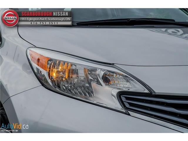 2014 Nissan Versa Note 1.6 SV (Stk: B19012A) in Scarborough - Image 3 of 23