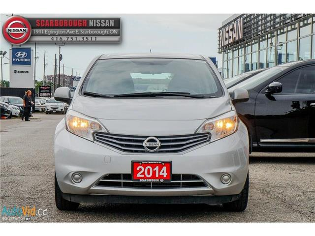 2014 Nissan Versa Note 1.6 SV (Stk: B19012A) in Scarborough - Image 5 of 23