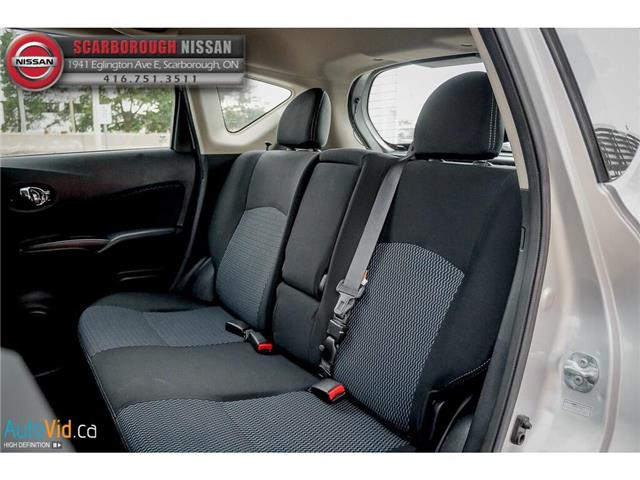 2014 Nissan Versa Note 1.6 SV (Stk: B19012A) in Scarborough - Image 12 of 23