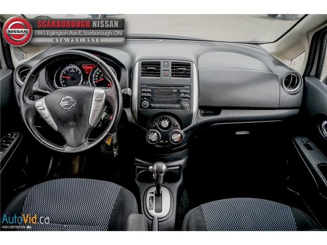 2014 Nissan Versa Note 1.6 SV (Stk: B19012A) in Scarborough - Image 13 of 23