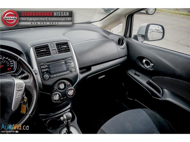 2014 Nissan Versa Note 1.6 SV (Stk: B19012A) in Scarborough - Image 15 of 23