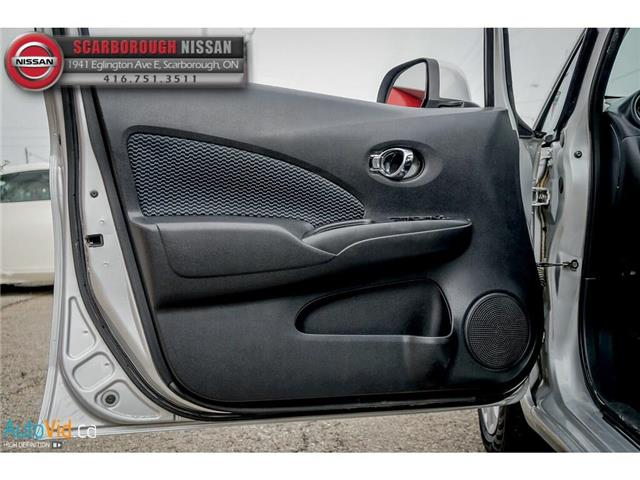 2014 Nissan Versa Note 1.6 SV (Stk: B19012A) in Scarborough - Image 17 of 23
