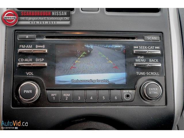 2014 Nissan Versa Note 1.6 SV (Stk: B19012A) in Scarborough - Image 23 of 23