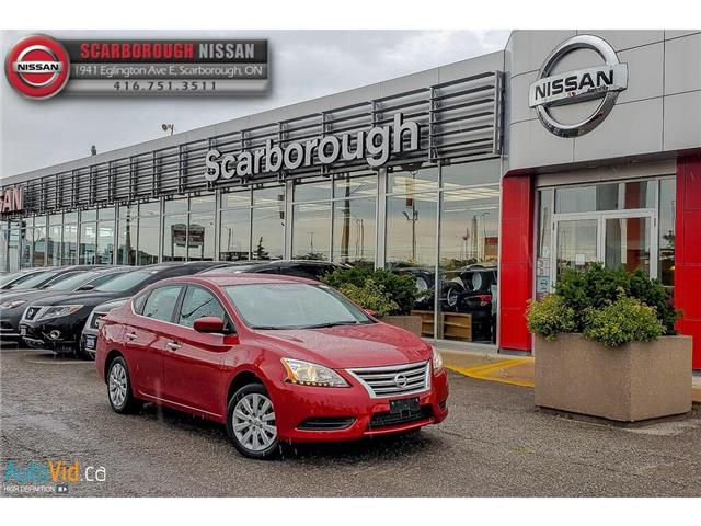 2014 Nissan Sentra 1.8 S (Stk: D19092A) in Scarborough - Image 2 of 27