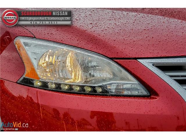 2014 Nissan Sentra 1.8 S (Stk: D19092A) in Scarborough - Image 3 of 27