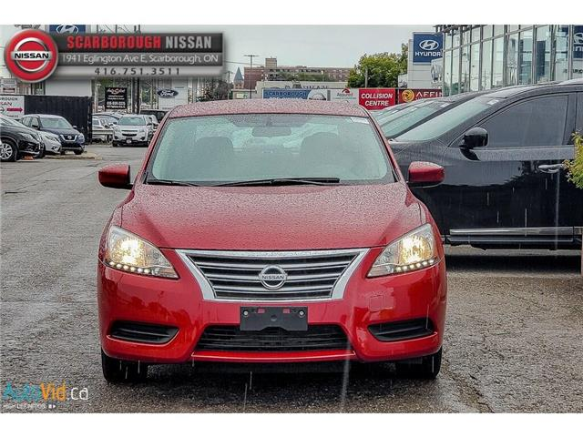 2014 Nissan Sentra 1.8 S (Stk: D19092A) in Scarborough - Image 5 of 27