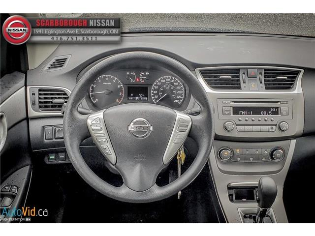 2014 Nissan Sentra 1.8 S (Stk: D19092A) in Scarborough - Image 18 of 27