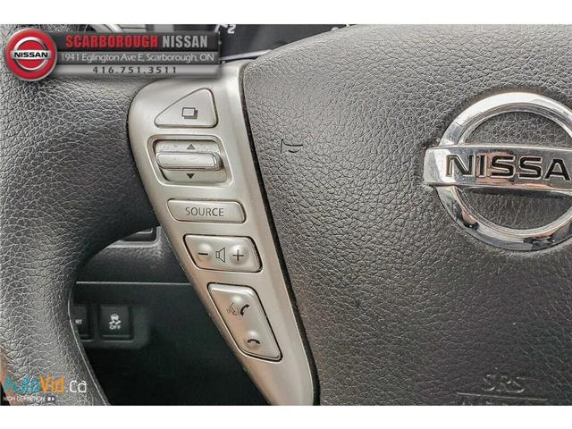 2014 Nissan Sentra 1.8 S (Stk: D19092A) in Scarborough - Image 25 of 27