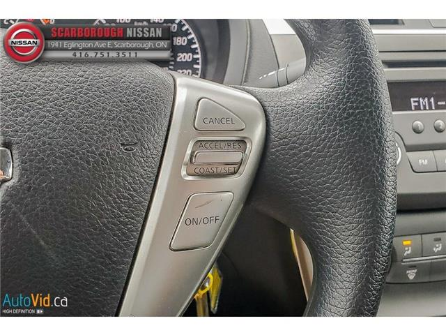 2014 Nissan Sentra 1.8 S (Stk: D19092A) in Scarborough - Image 26 of 27