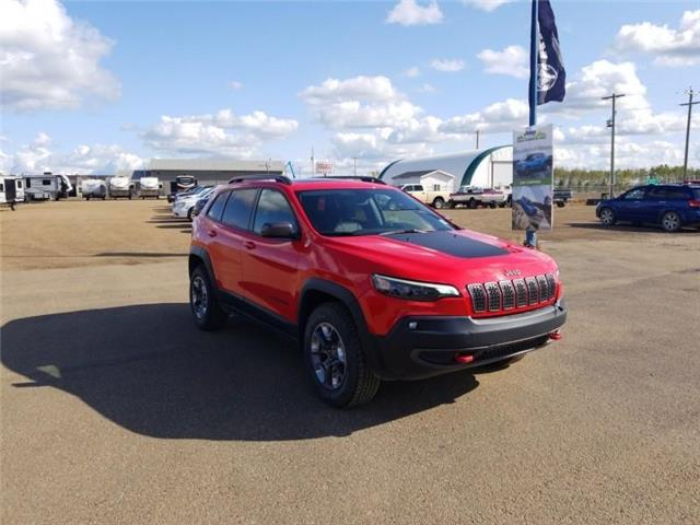 2019 Jeep Cherokee Trailhawk (Stk: ST175A) in  - Image 4 of 20