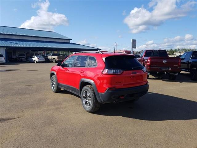 2019 Jeep Cherokee Trailhawk (Stk: ST175A) in  - Image 8 of 20