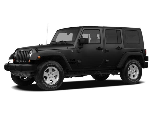 2007 Jeep Wrangler Unlimited Sahara (Stk: 19003B) in Owen Sound - Image 1 of 2