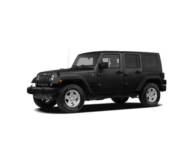 2007 Jeep Wrangler Unlimited Sahara (Stk: 19003B) in Owen Sound - Image 2 of 2
