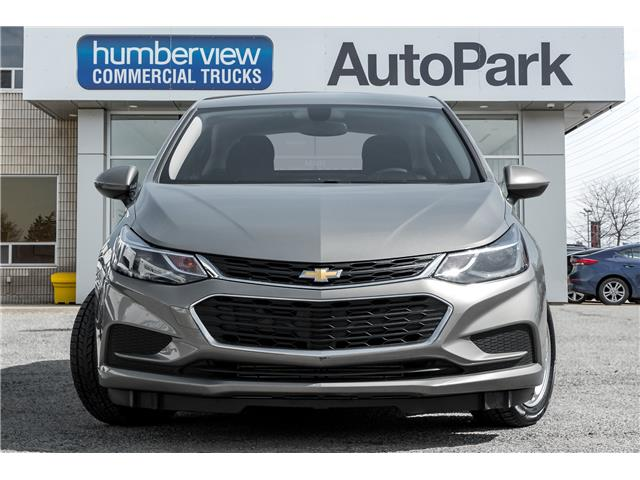 2018 Chevrolet Cruze LT Auto (Stk: ) in Mississauga - Image 2 of 18