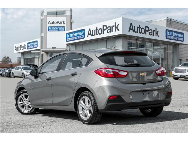 2018 Chevrolet Cruze LT Auto (Stk: ) in Mississauga - Image 4 of 18