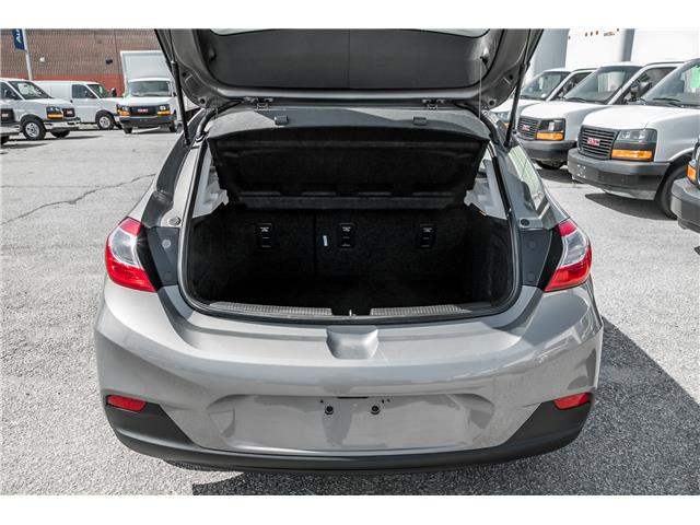 2018 Chevrolet Cruze LT Auto (Stk: ) in Mississauga - Image 18 of 18