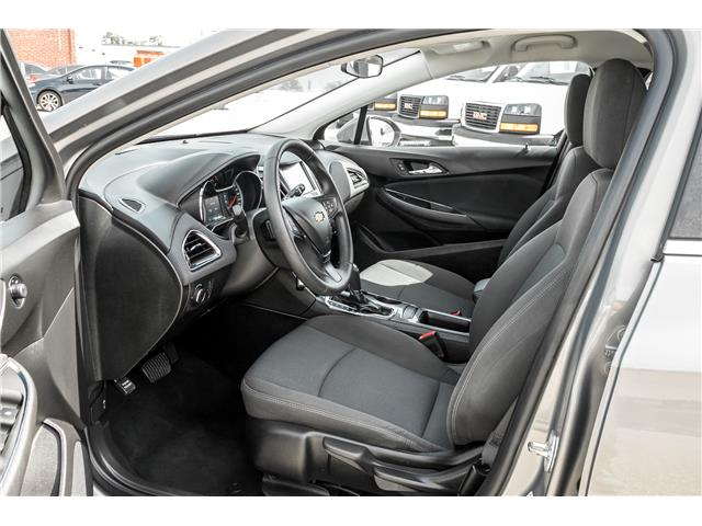 2018 Chevrolet Cruze LT Auto (Stk: ) in Mississauga - Image 7 of 18