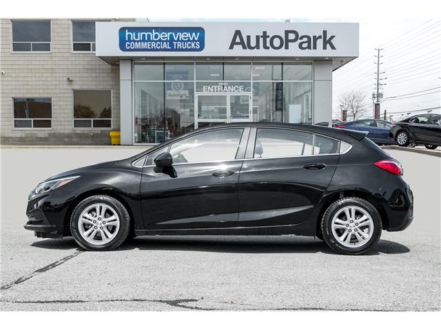 2018 Chevrolet Cruze LT Auto (Stk: ) in Mississauga - Image 3 of 18