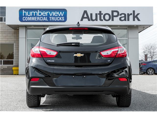 2018 Chevrolet Cruze LT Auto (Stk: ) in Mississauga - Image 6 of 18