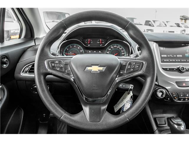 2018 Chevrolet Cruze LT Auto (Stk: ) in Mississauga - Image 8 of 18