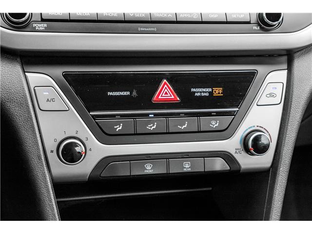 2018 Hyundai Elantra GL (Stk: ) in Mississauga - Image 14 of 19