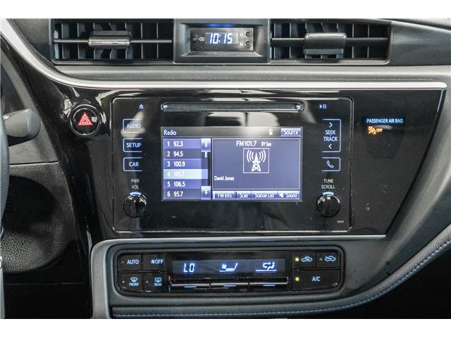 2018 Toyota Corolla SE (Stk: P9111) in Walkerton - Image 11 of 17