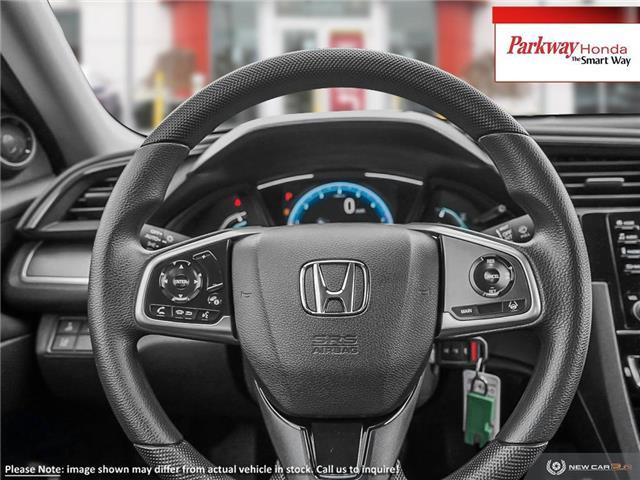 2019 Honda Civic LX (Stk: 929652) in North York - Image 13 of 23