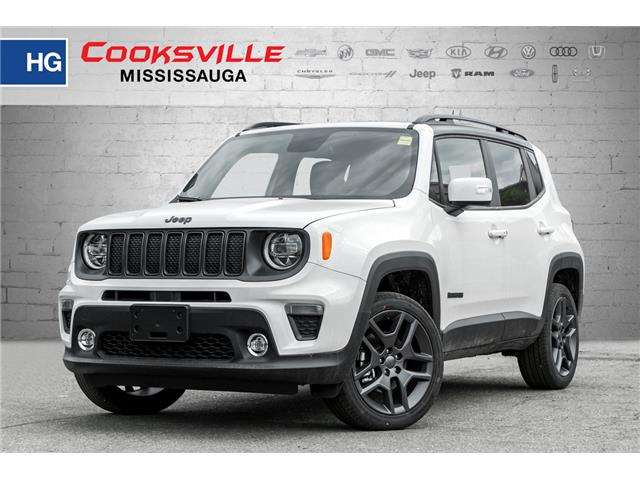 2019 Jeep Renegade North (Stk: KPJ94520) in Mississauga - Image 1 of 20