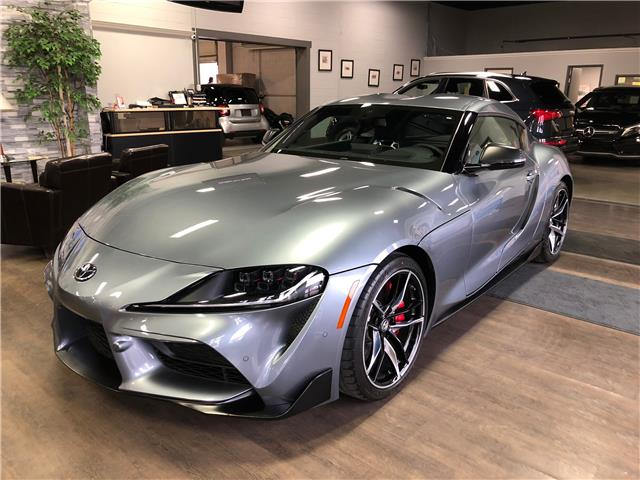 2020 Toyota GR Supra Base (Stk: J0573C) in Mississauga - Image 4 of 27