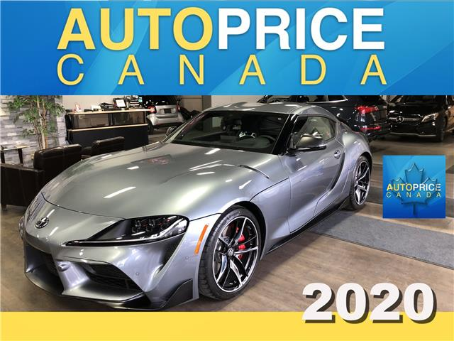 2020 Toyota GR Supra Base (Stk: J0573C) in Mississauga - Image 1 of 27
