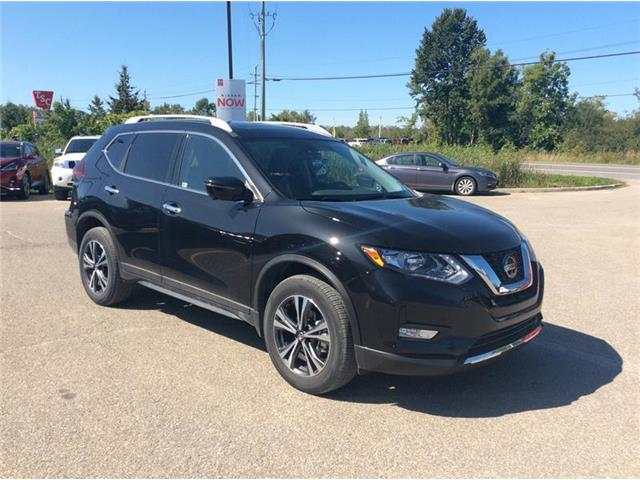 2019 Nissan Rogue SV (Stk: 19-349) in Smiths Falls - Image 7 of 13