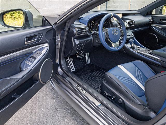 2019 Lexus RC F  (Stk: 288916) in Markham - Image 15 of 25